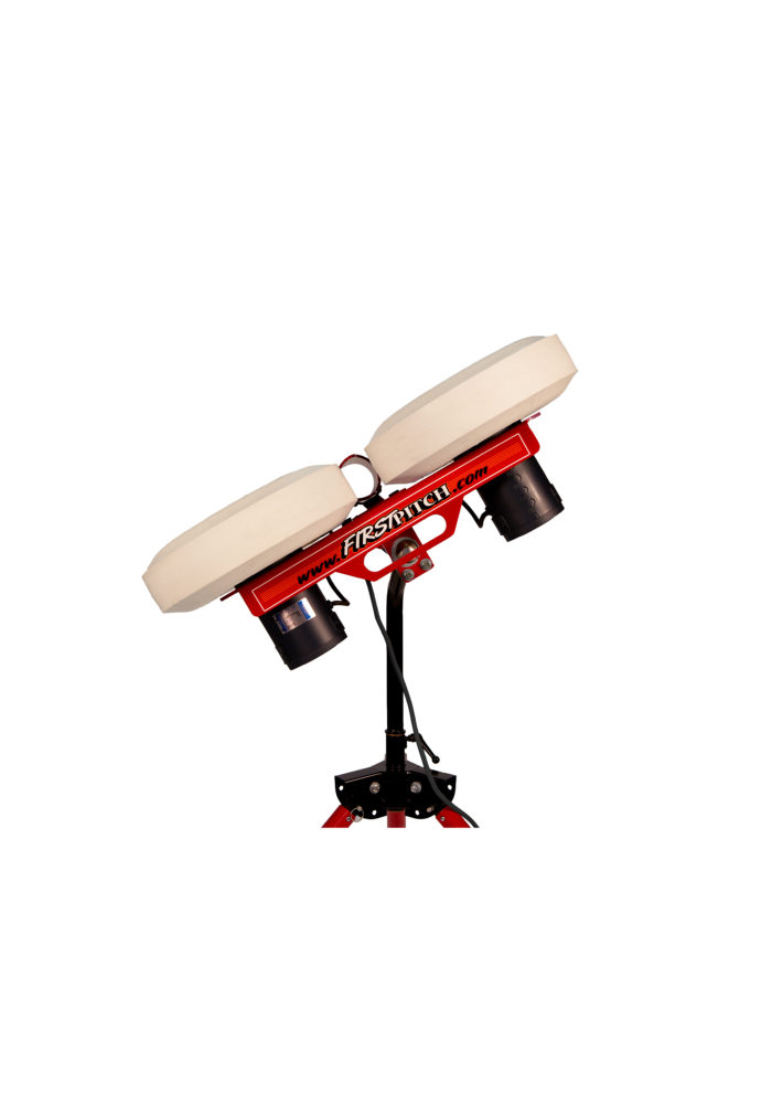 CB4 - First Pitch | Pitching Machines | Free US Shipping
