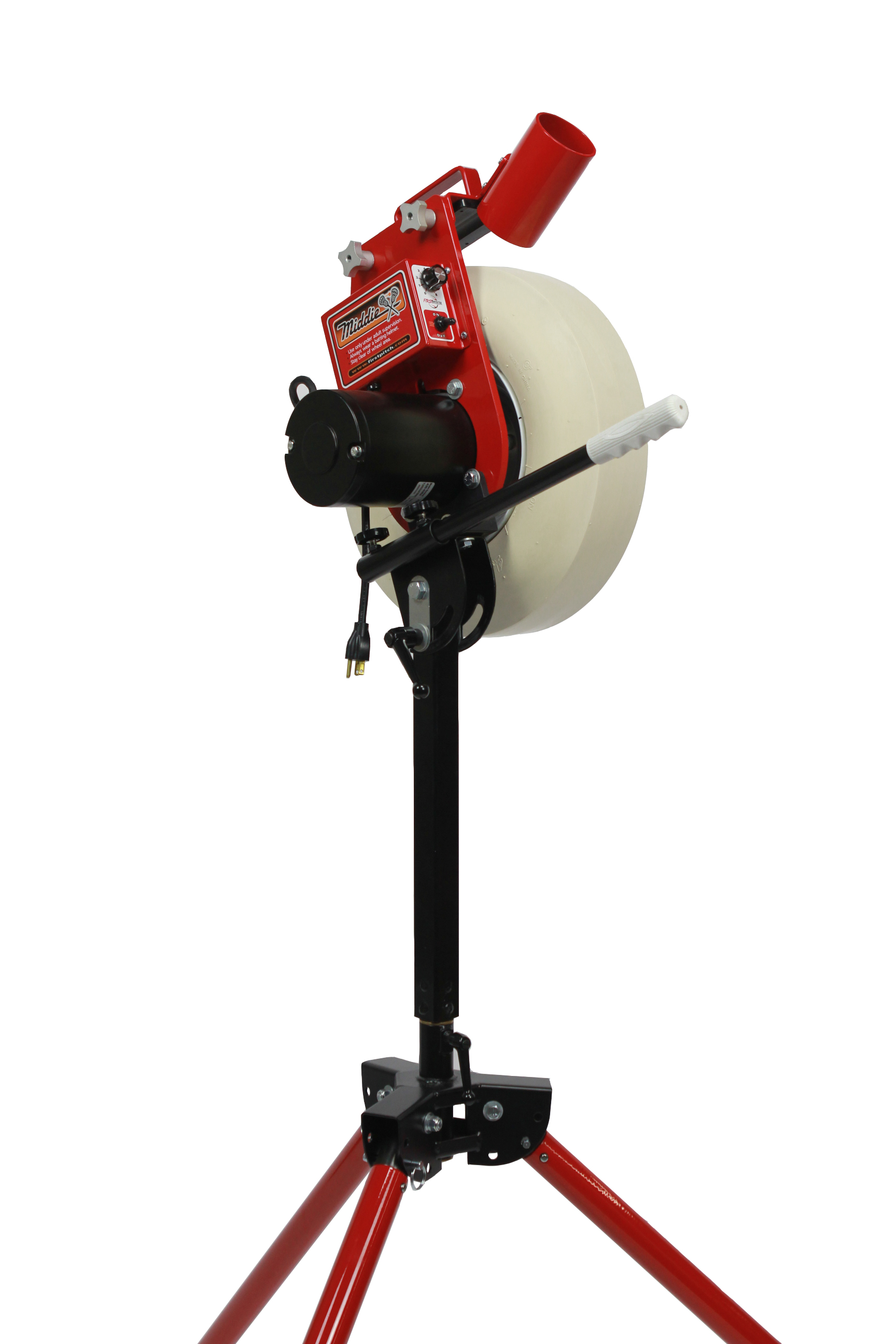 Middie - First Pitch   Pitching Machines   Free US Shipping